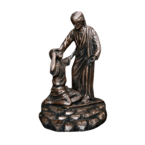 A bronze ash urn can be made in a variety of styles, from reserved to highly artistic