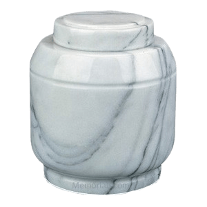Marble cremation urns can be made from natural or cultured materials to produce long lasting remembrances