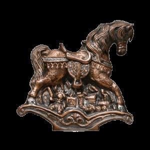 Rocking Horse Urn