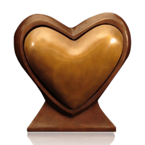 Urns for two will capture and preserve the love that is shared in a special couple